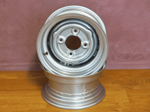 Downs Powdercoating Vehicle Wheels