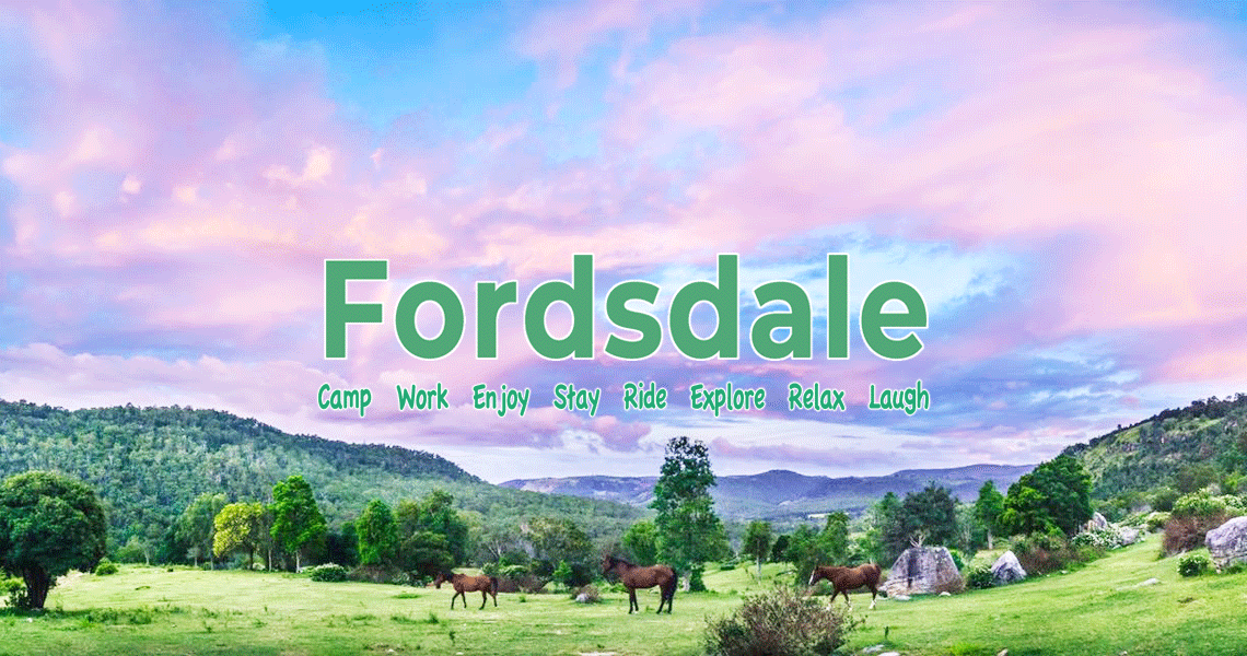 DJS Digital Publishing - Fordsdale Farmstay, Camping, Events and Horseback Adventures